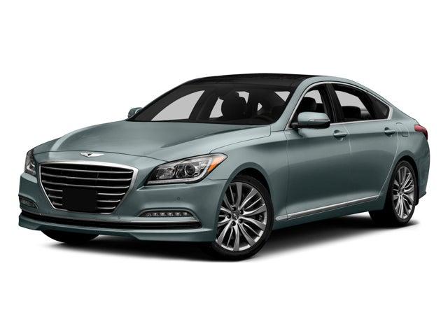 2015 Hyundai Genesis 3 8l In Laurel Md Hyundai Genesis