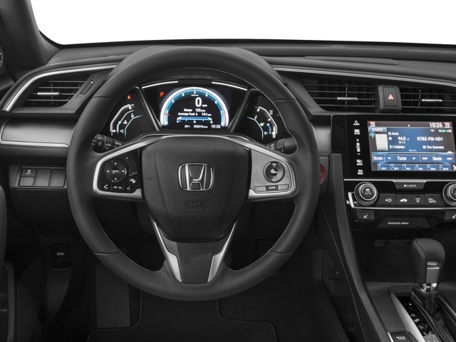 2017 Honda Civic Coupe Ex L In Laurel Md Ourisman Volkswagen Of