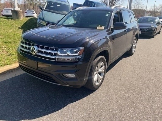 Used Volkswagen Atlas Laurel Md